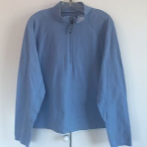 North Face Zippered Top